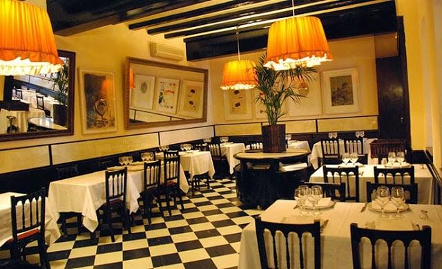 Restaurante 7 Portes en Barcelona