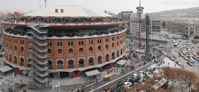 Las Arenas - Barcelona