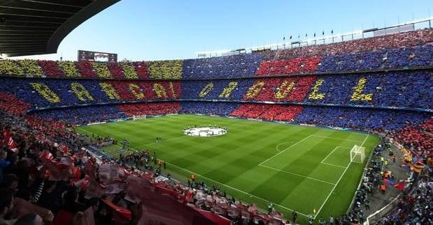 Entradas más económicas para los partidos del Barcelona y espectáculos