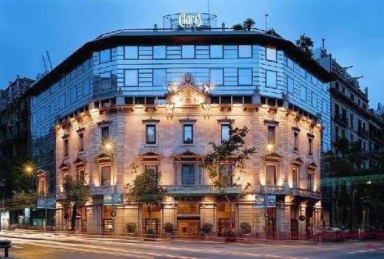 Los Mejores hoteles en la zona turística de Barcelona