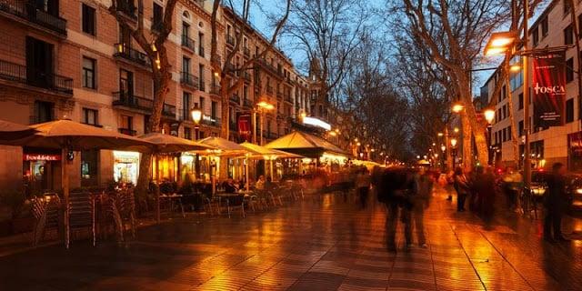 Qué hacer por la noche en Barcelona