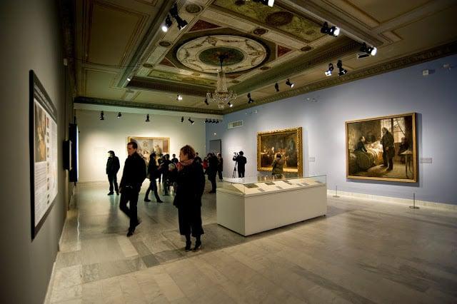 Museo Picasso en Barcelona
