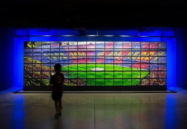 Acervo Museo del Barcelona FC