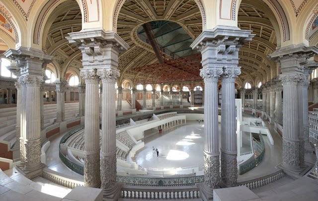 Acervo del Museo de Arte de Cataluña en Barcelona