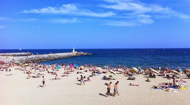 Playas en Barcelona - Barceloneta