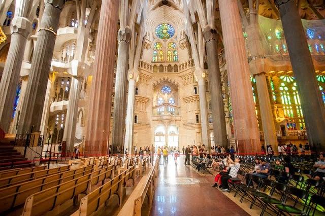 Entradas más económicas a las atracciones turísticas - Sagrada Familia