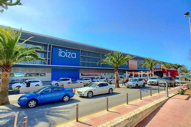Alquiler de automóvil en Ibiza