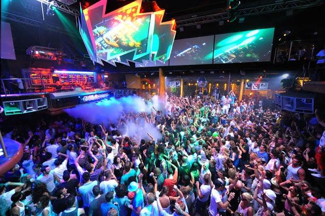Discoteca Amnesia en Ibiza