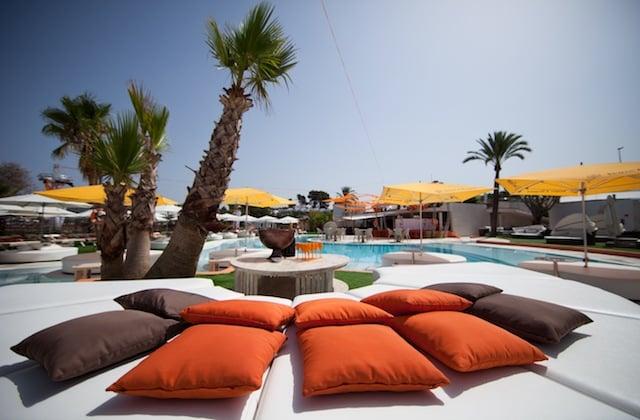 Ocean Beach Club en Ibiza