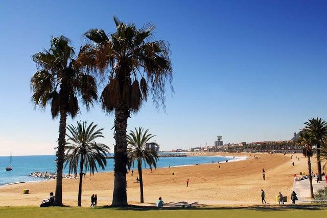 Playas de Barcelona - Nova Icaria