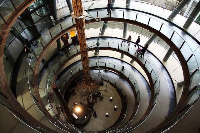 Museo Cosmocaixa en Barcelona