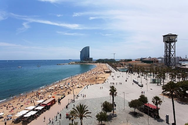 Región de Barceloneta