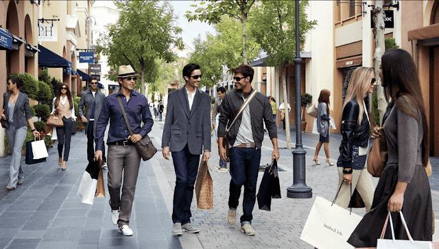 Gafas de sol - compras en Barcelona