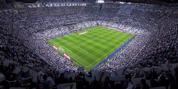 Entradas más económicas del Real Madrid