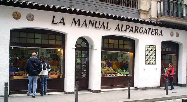 La Manual Alpargatera en Barcelona