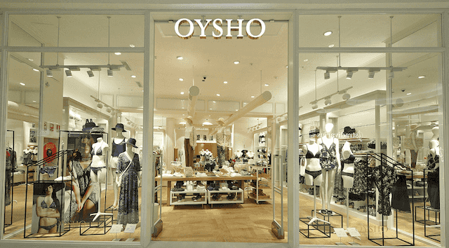 Tienda Oysho en Barcelona