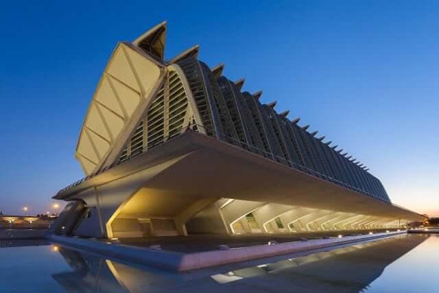 Museo de las Ciencias Príncipe Felipe en Valencia