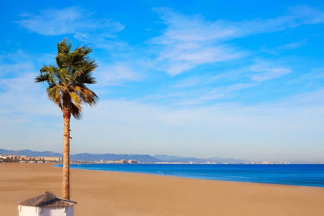 Verano en Valencia - Playas