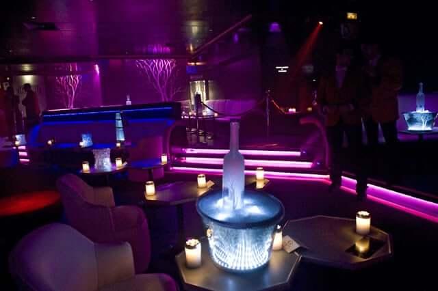 Discoteca Gabana 1800 en Madrid