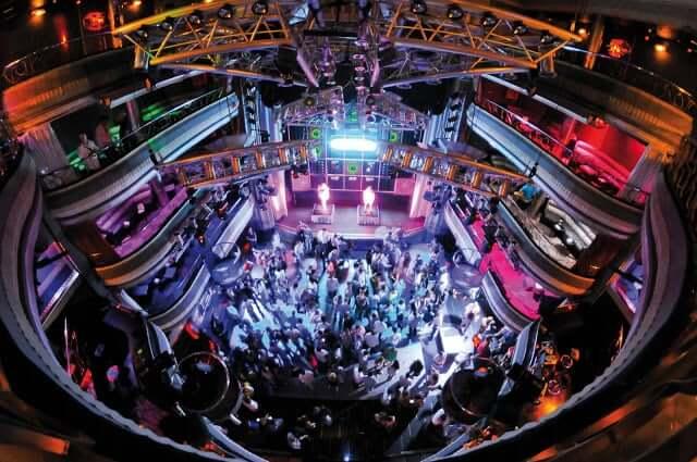 Discotecas en Madrid - Kapital