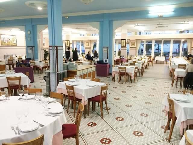 Restaurante La Pepica en Valencia