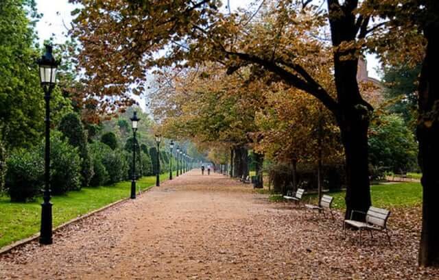 Parque de la Ciutadella