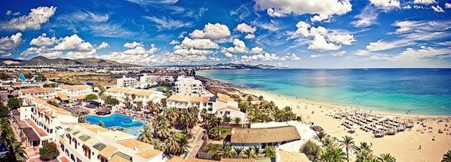 Alojamiento en Playa d'en Bossa