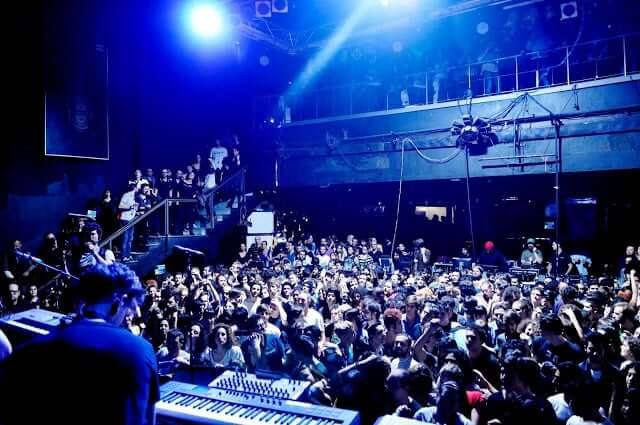 Sala Arena en Madrid