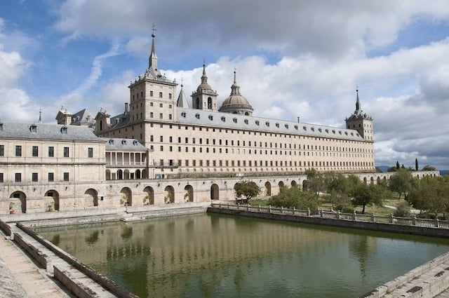 El Escorial en Madrid