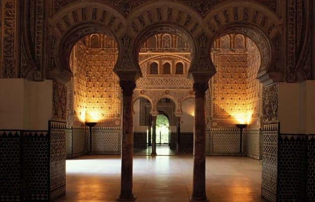 Arquitectura Real Alcázar de Sevilla
