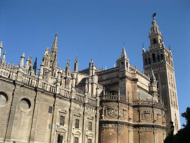 Catedral de Sevilla y Torre La Giralda
