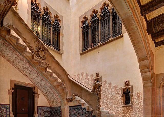 Casa Amatller en Barcelona