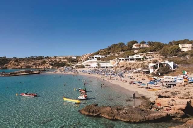 Ibiza - playa