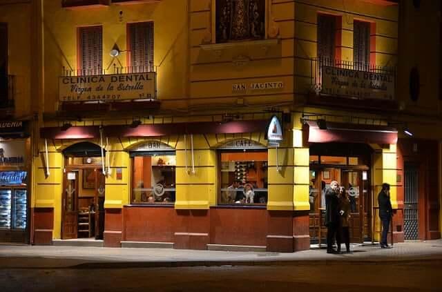 Bar Blanca Paloma en Sevilla