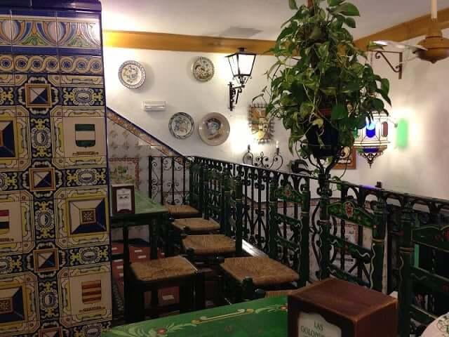 Bar Las Golondrinas I y II en Sevilla