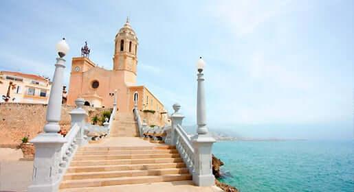Iglesia Sant Bartolomeu - Sitges