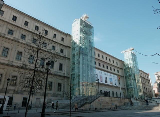 Museo Reina Sofía en Madrid