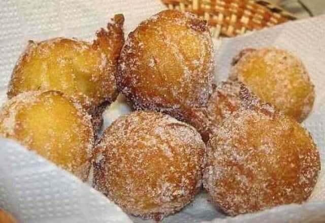 Dulce Buñuelos