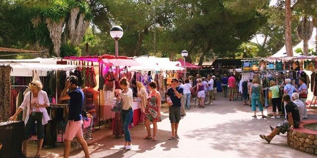 Mercado de Es Canar