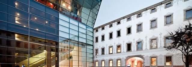 Museo d'Art Contemporani y Centre de Cultura Contemporánea