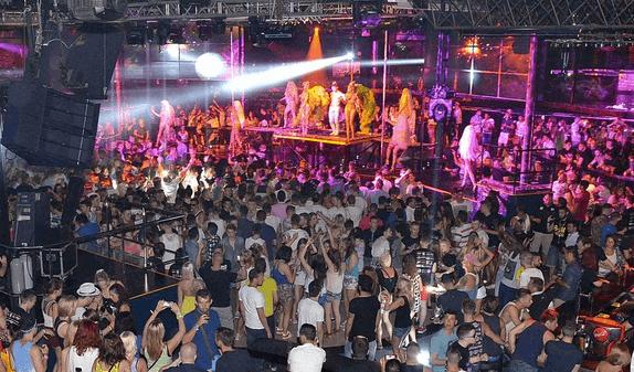 Discoteca BCM en Mallorca