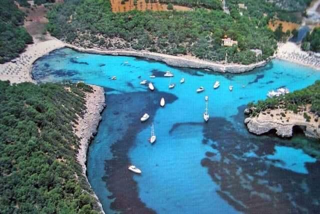 Cala Mondragó en Mallorca