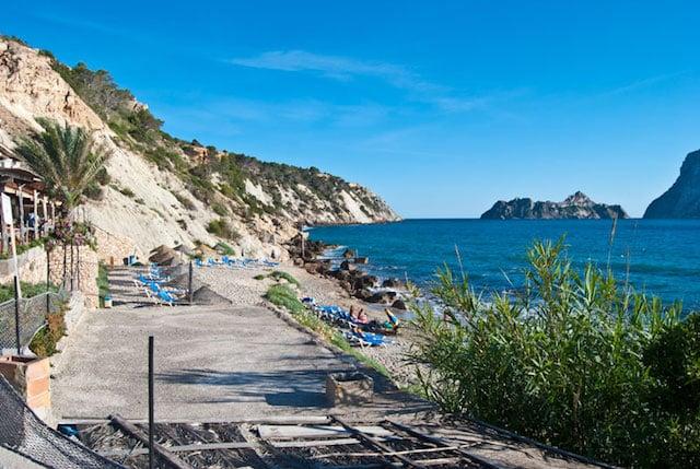 Cala D'Hort en Ibiza