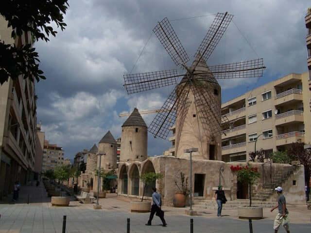 Centro Histórico de Palma de Mallorca
