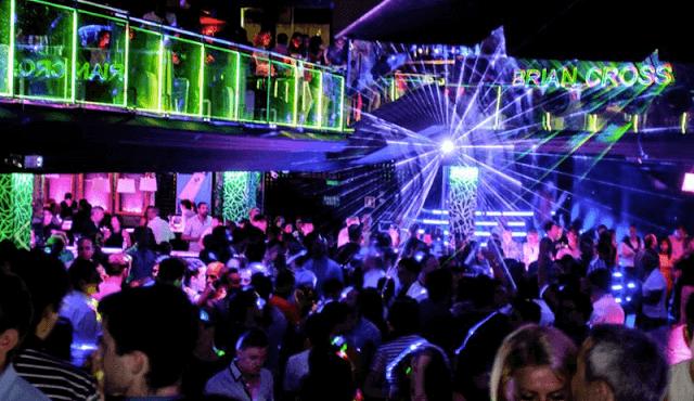 IO Music Club en Mallorca