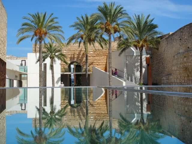 Museu Es Baluard en Mallorca