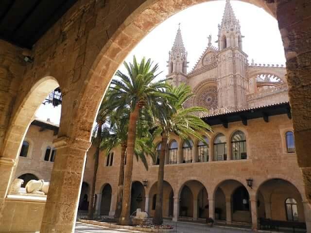 Almudaina en Mallorca