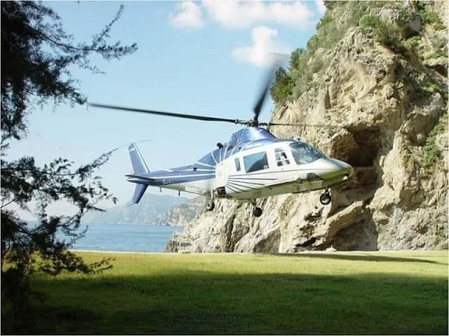 Paseos en Helicóptero por Barcelona