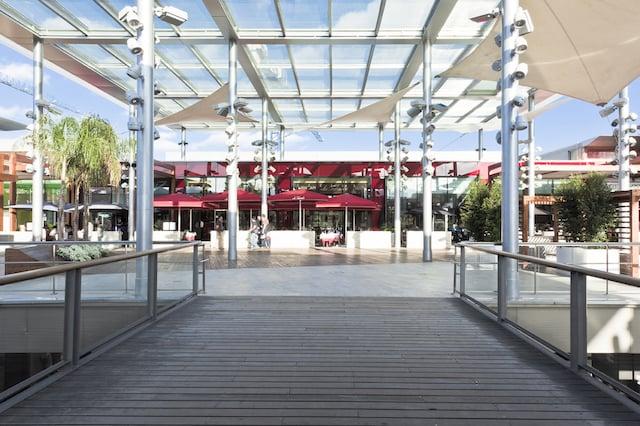 Centro Comercial La Maquinista - Cafetería