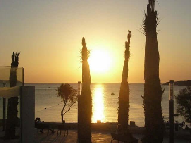 Cala des Moro en Mallorca - Puesta del Sol